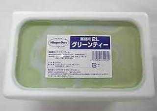 ハーゲンダッツ業務用 グリーンティー2L アイスクリーム