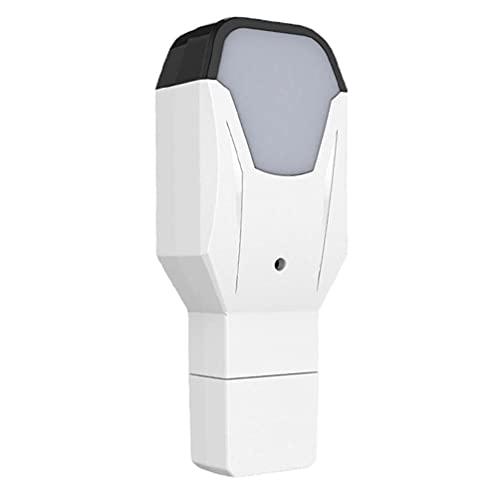 BANAN Control de voz universal WiFi controlador remoto interfaz USB infrarrojo hogar adaptador para TV LED noche Smart Home control remoto titular mesa reemplazo organizador original
