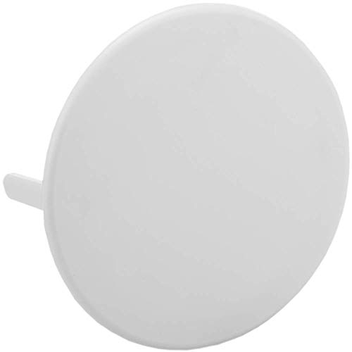 BeMatik - Tapa de Caja de Registro Redonda para Caja de diámetro 65mm