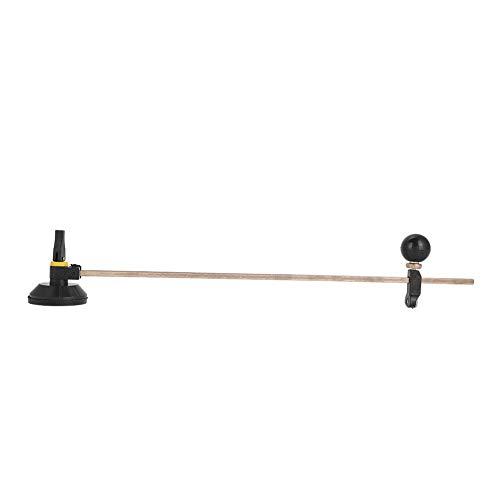 Glaskompassschneider, Glasschneider 6-Rad-Kompass-Kreisschneider mit Saugnapf-Kreis für professionelle Glasschneider(80cm)