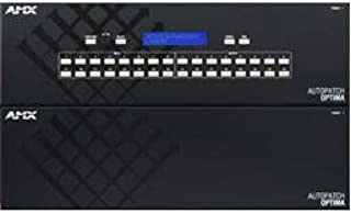 Pre-Engineered Matrix Switchers Rgbhv Video With Bnc, Stereo Audio With 5t Phoen