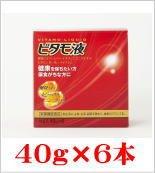 ビタモ液 (40g×6本)