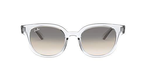 Ray-Ban RB4324 Gafas, Transparente, 50 Unisex Adulto