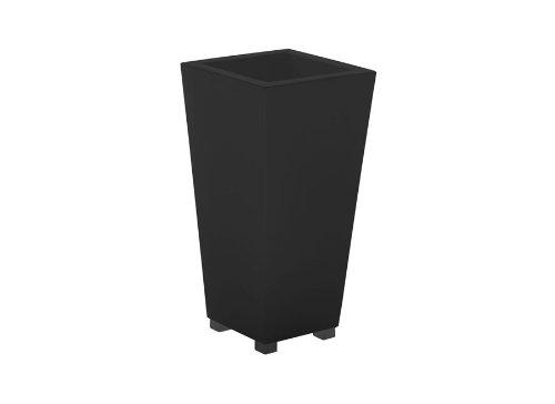 Serralunga Kabin Vase haut noir