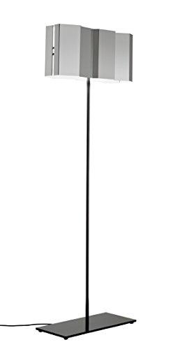 Pallucco Fold Terra Bianco, lampada da terra H 161cm