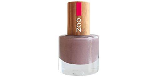 ZAO Nagellack 655 hautfarben mit Bambus-Deckel (Naturkosmetik) nude rosa-beige