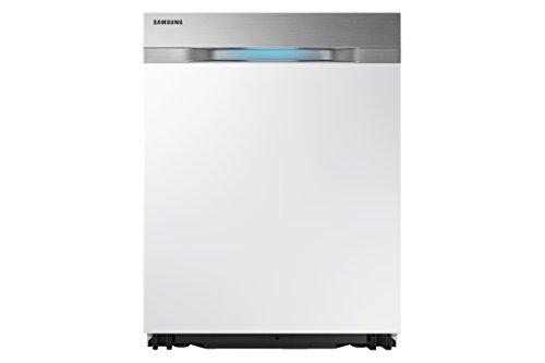 Samsung DW60J9950SS Semi built-in 14coperti A++ Acciaio inossidabile, Bianco