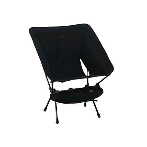 ZRJ Sillas ultraligeras al aire libre plegable silla de camping portátil al aire libre camping plegable silla compacta plegable con bolsa sillas plegables