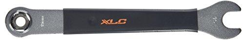 XLC Kurbelschraubenschl Pedal-/kurbelschraubenschlüssel, grau, 10x4x4cm