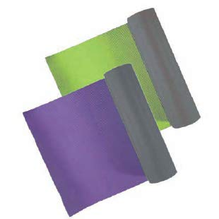 Toorx Materassino Yoga Bicolore Verde/Grigio MAT-176