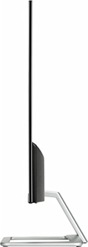 """HP 27"""" Widescreen IPS LED Flat-panel HD Monitor, 1920x1080 at 60Hz, 7ms response time, 178 degrees horizontal and vertical viewing angles, 10,000,000:1 dynamic contrast ratio, HDMI Arizona"""