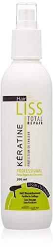 HairLiss Keratine - Hitzeschutz für Ihr Haar (200ml)