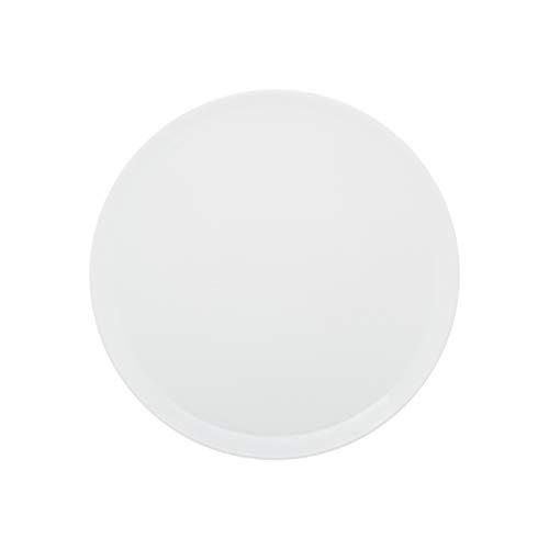 DEGRENNE 227839 Collection L Plat a tarte rond 31.5 cm, Blanc