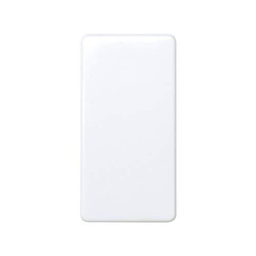 Conmutador estrecho Simon 27 Play 10 A Blanco