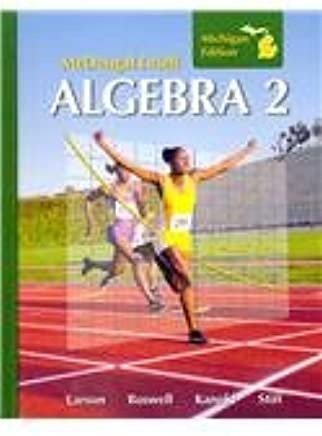 Algebra 2 Michigan Edition 9780618923939
