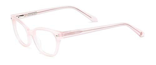 Rivet & Sway Prescrption Eyeglasses Fashion Women's Frame Ivy (Pink Sand)
