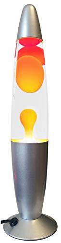 Lampada Lava Arancione