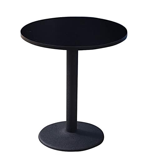 Home.table Mesa De Centro Redonda, Mesa Redonda De Ocio Multifunción En Casa Mesa De Jardín.(Size:50 * 50 * 75CM,Color:B)