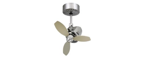 TroposAir Mustang 18' Oscillating Indoor/Outdoor Ceiling Fan...
