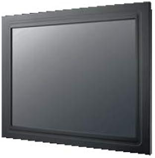 "15"" 1024x768 XGA Panel Mount Monitor, 500nits w/P-Cap Touch (Mohs 5), VGA & DVI-D, -20° ~ +60°C"