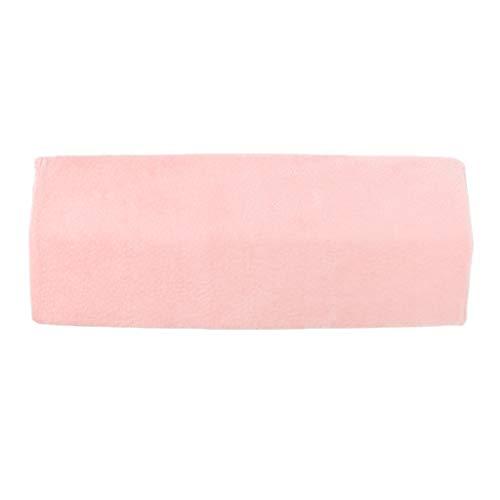 B Baosity Lendenkissen Lordosekissen für Zuhause Sofa Bett Bürostuhl - Rosa1 Memory Foam