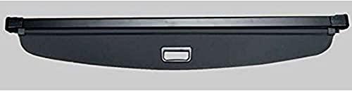 Retráctil Maletero Cubierta de Carga para VW TOURAN 2006-2015, Trasero Trunk Guard Shield Shade Cargo Cover, Alfombrilla Estante de Protección de Seguridad de Privacidad