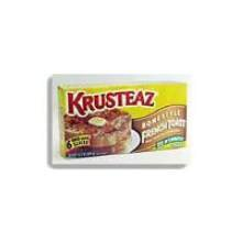 Ralcorp Krusteaz Regular Cut French Toast, 1.5 Ounce -- 144 per case.