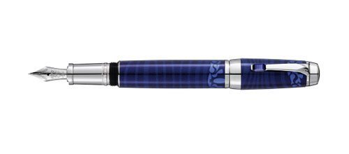 Montblanc Boheme Paso Doble Bleu Rollerball Pen : 104920 by Mont Blanc