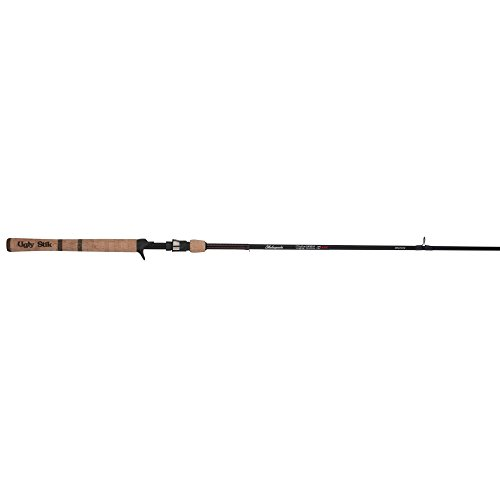 Price comparison product image Ugly Stik Shakespeare Elite Salmon / Steelhead Spincast Rod