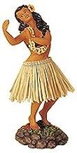 Dashboard Hula Girl Dancing Natural