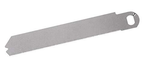 Stanley STA29981-XJ Fuchsschwanz Bi-Metall Sägeblatt (passend für Scorpion Säge von Black+Decker, 125mm Schnittlänge, für Kupfer, Nickel, Zink und Aluminium)