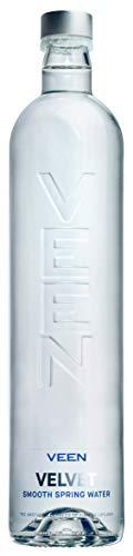 【グッドデザイン賞受賞】VEEN Water Velvet 660ml 1本 フィンランド 天然水 軟水 超軟水 スプリングウォーター ナチュラルウォーター オーロラウォーター 北極 ヴィーン