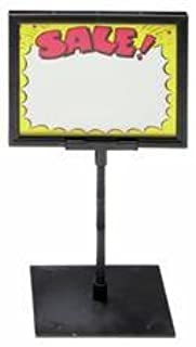 Sign Holder 8 1/2 x 11 (H x W) with 10