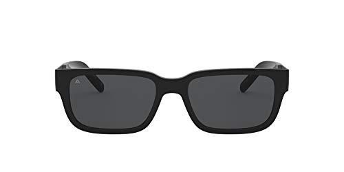 Arnette 0AN4273 Gafas, Gloss Black/Grey, 53 para Hombre