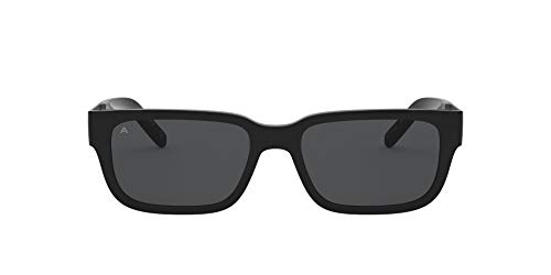 Arnette 0AN4273 Occhiali, Gloss Black/Grey, 53 Uomo