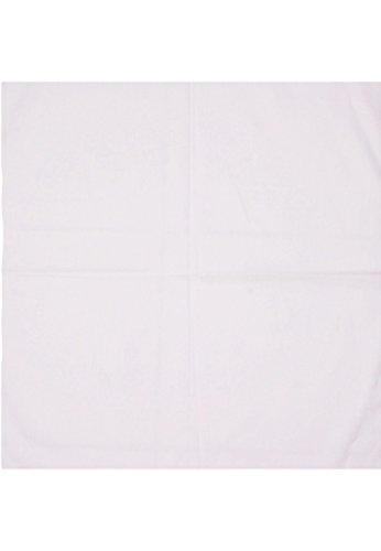MasterDis Bandana blank, white, one size