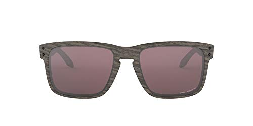 Oakley Oo9102 55 9102b7 Gafas de sol, Woodgrain, 57 para...