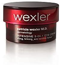 Patricia Wexler M.d. Dermatology Intensive 3-in-1 Eye Cream-lifting, Firming, Anti-wrinkle .5 Fluid Ounces-(full Size Boxed) by Patricia Wexler M.D.