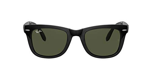 Ray-Ban RB4105 Folding Wayfarer...
