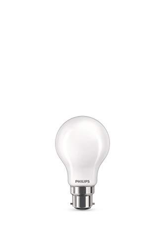Philips Lampadina LED Classic, Equivalente a 75W, Attacco B22, Luce Bianca Calda, Dimmerabile