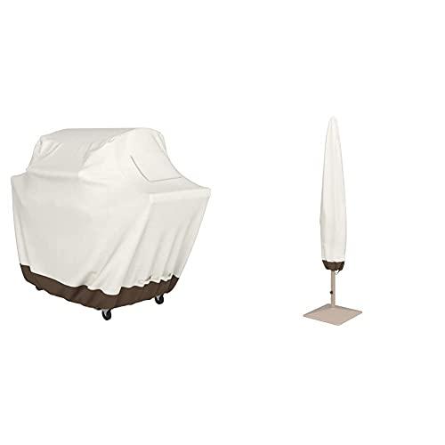 Amazon Basics Grill Cover, XX-Large & Umbrella Cov