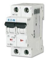 EATON FAZ6-B25/2 Interruptor Automático Magnetotérmico FAZ6, 2P, 25A, Curva B