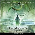 The Magician's Nephew audiobook cover art