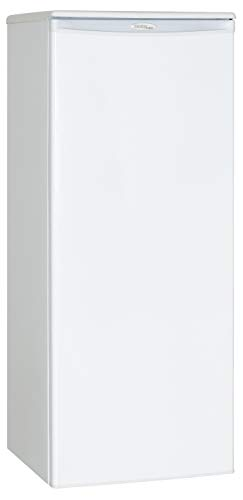 Danby DAR110A1WDD 11 Cu.Ft. Apartment Refrigerator Full Fridge for Condo, House, Small Kitchen, E-Star Rated, Cubic Feet, White
