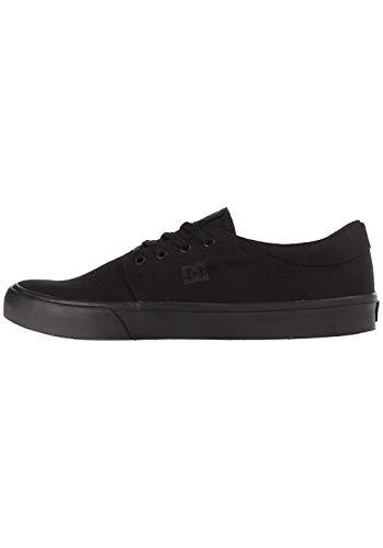 DC Schoenen Trase Tx - Schoenen voor Heren Skateboarden Zwart), 3.5 UK