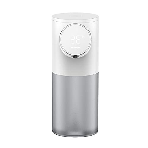 Dispensador de jabón de escritorio de inducción automática por infrarrojos automático de desinfección de alcohol pulverizador atomizador de espuma dispositivo de lavado de manos
