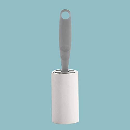 LeftSuper Sticky Paper Tragbare Kleidung Staubwischen Sticky Roller Brush Staubsauger