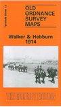 Walker & Hebburn 1895: Tyneside Sheet 13.2 (Old Ordnance Survey Maps of Tyneside)