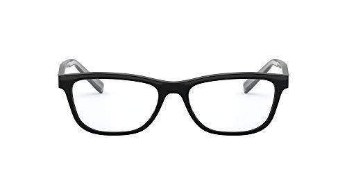 Armani Exchange AX Damen AX3068 Brillenfassung, Schwarz/Demo-Objektiv