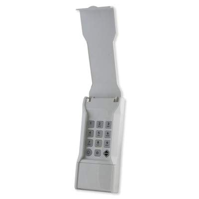Wall Control Linear LPWKP Wireless Keypad Replaces MDTK MegaCode Garage Door Remote Control